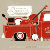 Image of The Avett Bros - Savannah