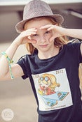 Image of Vole Haut Air Force girl tee
