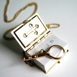 Image of Adorable - Church of England Necklace