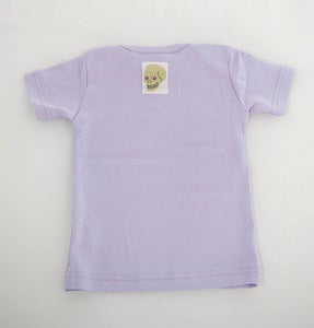 Image of Gardner T-shirt Lilac