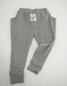 Image of Gardner Harem Pant Grey
