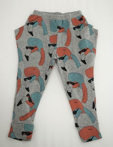Image of Helmut Harem Pant Grey