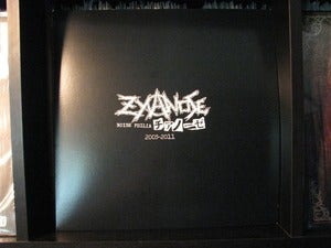 "Image of ZYANOSE ""Noise Philia 2005-2011"" LP"