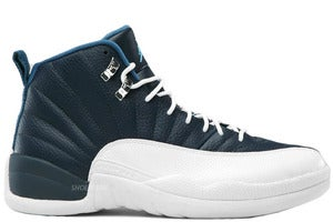 "Image of Air Jordan Retro 12 ""OBSIDIAN"" 2012"