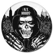 Image of NY Hoods - Neutral 1986 NYHC Demo 7&quot; Ep PICTURE DISC