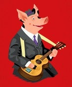 Image of Smokey Hog Mcghee - Limited Edition Print