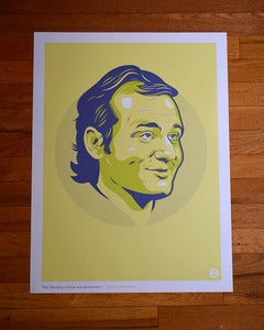 Image of Bill Murray Poster