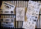 Image of STABBED TO DEATH &quot;Demo 2012&quot; Tape