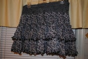 Image of L floral skirt