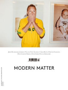 Image of Modern Matter Magazine, Issue 2
