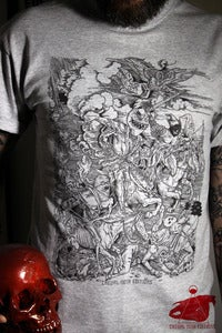Image of APOCALYPSE TEE SHIRT - CHEVAL NOIR EDITIONS - SOLD OUT
