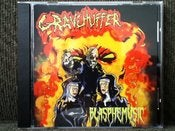 Image of Gravehuffer 'Blasphemusic' CD