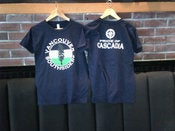 Image of Vancouver Southsiders Pride of Cascadia T-Shirt