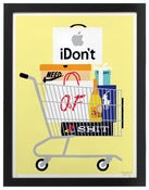 Image of &quot;Consumerism&quot; print
