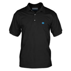 Image of Iconic Polo - Black