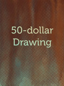 Image of 50 DOLLAR DRAWING
