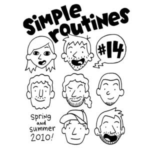 Image of JP Coovert &quot;Simple Routines #14&quot;