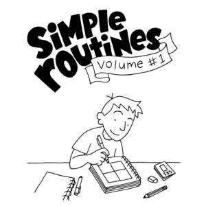 Image of JP Coovert &quot;Simple Routines Volume 1&quot;