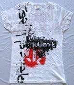 Image of Julien-K All Over Print Shirt - Ladies