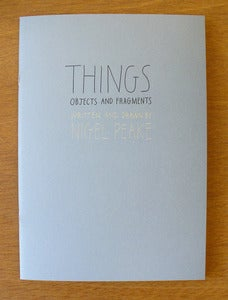 Image of Things by Nigel Peake