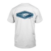 Image of Fly Fishing T-Shirt - White