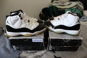 Image of DS Air Jordan Retro 11 Concord Year 2000 size 10/10.5