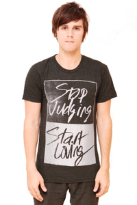 Image of Stop Judging Tee