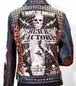 Image of BV CUSTOM SHOP - Girls Jacket #4 (LARGE)