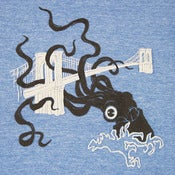 Image of Squid Attack T shirt