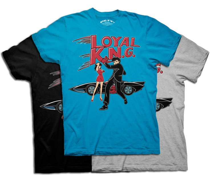 Image of Big Speed (Teal/Black/Heather Grey)