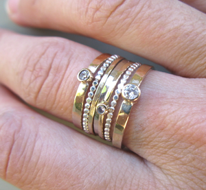 Image of Stacking Diamond Rings