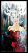 Image of Masquerade - Original painting on canvas