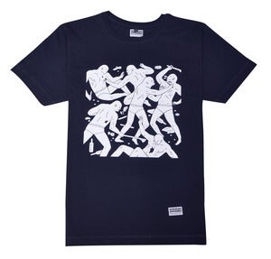 Image of THE BRINKSMAN by CLEON PETERSON (navy)