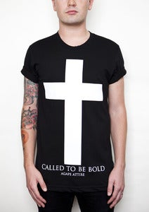 "Image of ""Called To Be Bold"" Black Shirt"