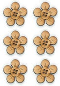 Image of Giant Daisy Buttons