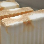 Image of Marzipan Shea Butter Soap Bar (Vegan)