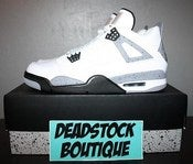 Image of Air Jordan IV (4) Retro &quot;Cements&quot;