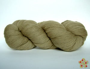 Image of Sheepland yarns- Baby Merino Lace - Musgo