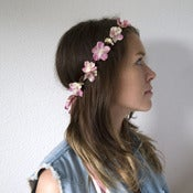 Image of Cherry Loco Blossom Crown