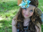 Image of Shabby Chic Handmade Headbands