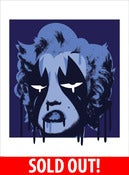 Image of GOTH MARILYN (BLUE)