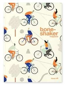 Image of Boneshaker Issue 9