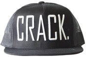 Image of CRACK Hat - White