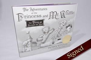 Image of The Adventures of the Princess and Mr. Whiffle - Hardcover Edition