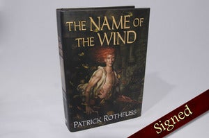 Image of The Name of the Wind - First Edition