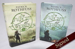 Image of Die Furcht des Weisen - German Edition, Part 1 & 2