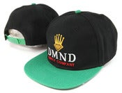Image of NEW! Diamond Supply Co. DMND Crown Snapback Hat Collection