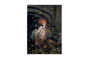 Image of Kvothe Giclees