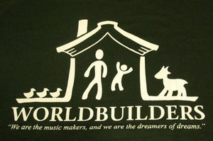 Image of Worldbuilders T-shirt