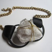 Image of Apophyllite Lita Rock Necklace